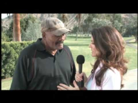 "Jim Brown at the Fred ""Hammer"" Williamson Celebrity Golf Event - Hello Paradise"
