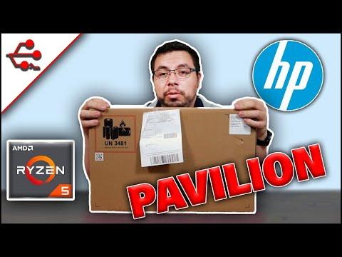 Laptop HP Pavilion 15-cw1004 AMD R5 - Unboxing y Review - #ESimple