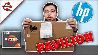 Laptop HP Pavilion 15-cw1004 AMD R5 - Unboxing y Review - #ESimple