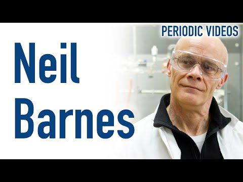 Neil - Periodic Table of Videos