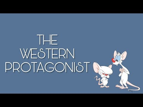The Western Protagonist  How to Enslave a World   Flat Earth  Black Mirror