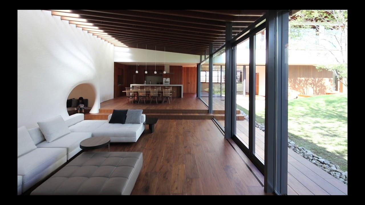 新建築2018年1月号 葦垣の家 nap建築設計事務所 youtube