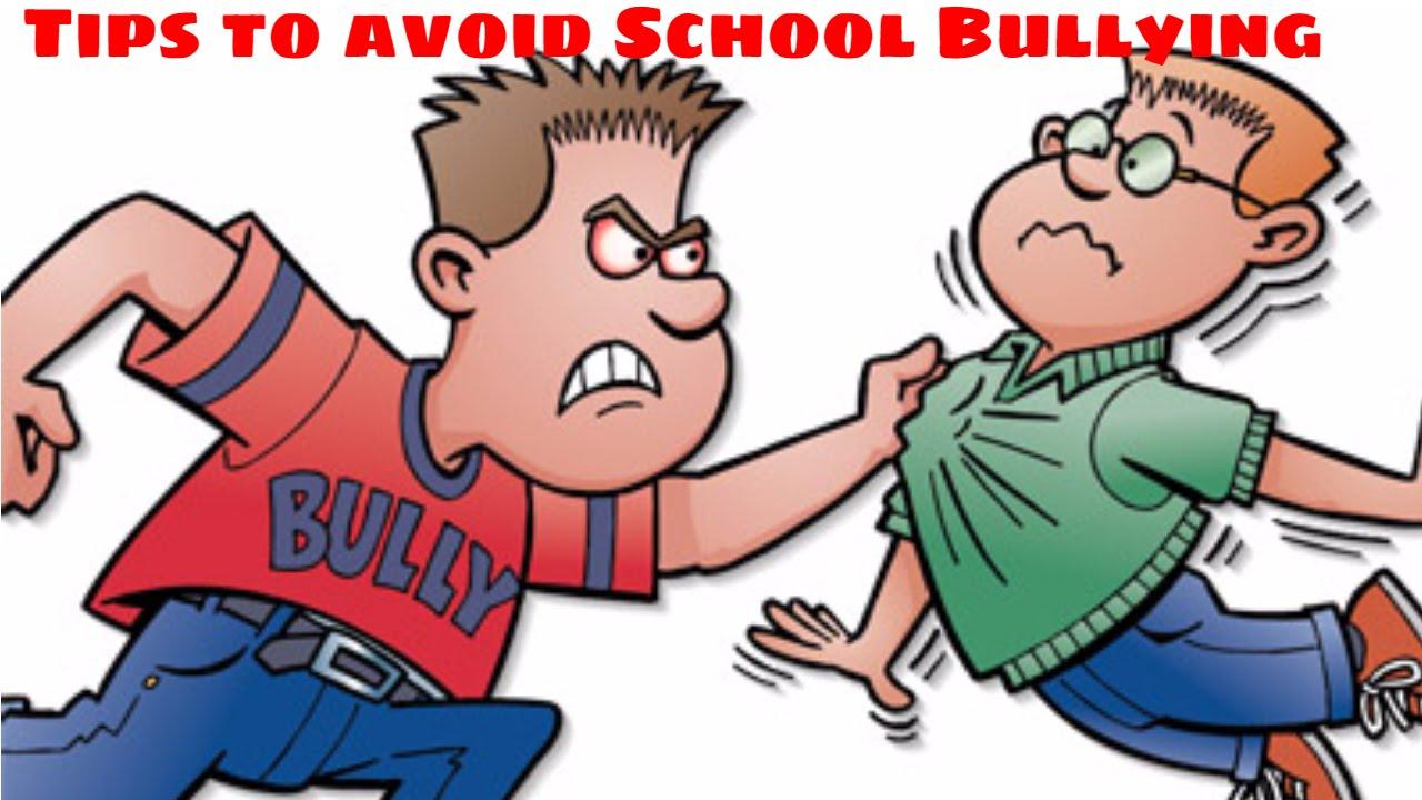 How to Avoid Bullies