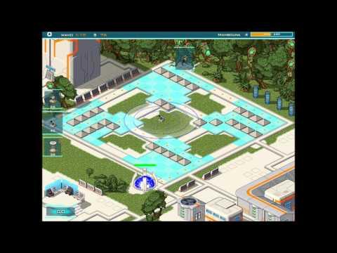 Let's Play Super Sanctum TD (English/HD) Part 5: Level 4 Fail |