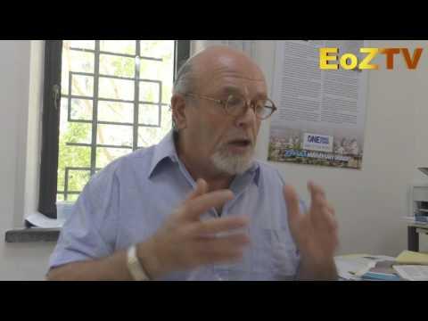 """EoZTV: Legal expert Alan Baker on Israeli """"occupation"""" and settlements"""