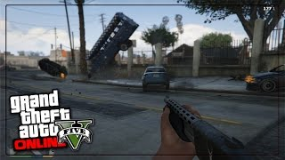 "GTA 5 Mods ""Vehicle Cannon"" PC ""Mods"" - ""Mod Showcase"" (GTA V Mods)"
