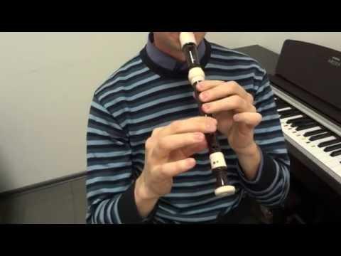 Одинокий пастух на флейте видеоурок
