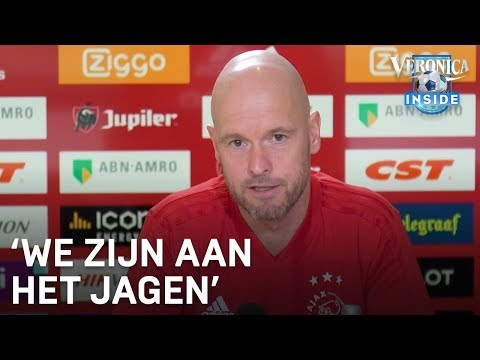 Heeft Ten Hag contact met Koeman over Frenkie? | VERONICA INSIDE
