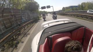 Porsche 911 Turbo s 9ff vs Bike(Porsche 9ff vs Bike's., 2014-04-20T21:20:04.000Z)