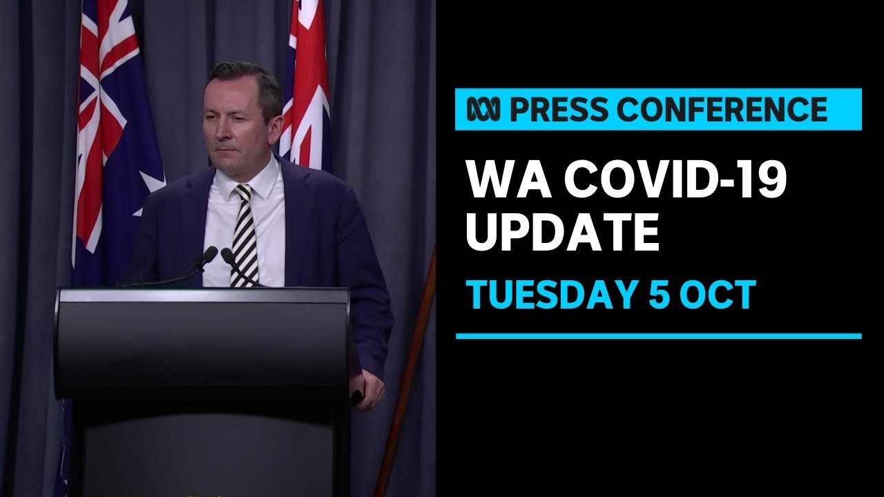 Download IN FULL: WA records no new cases, mandatory vaccines for FIFO and mining workers | ABC News