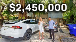 What $2,450,000 Gets You in Miami! | Luxury Mansion Tours!