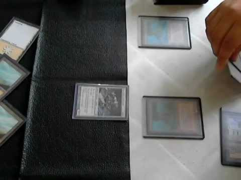 MTG Manila Vintage September 2012: R1 G3 White Trash vs Jace Control