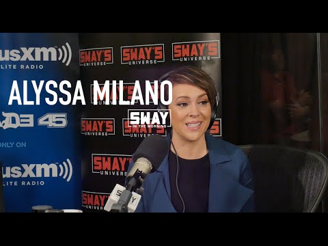 Alyssa Milano's Powerful Message to Young Women: