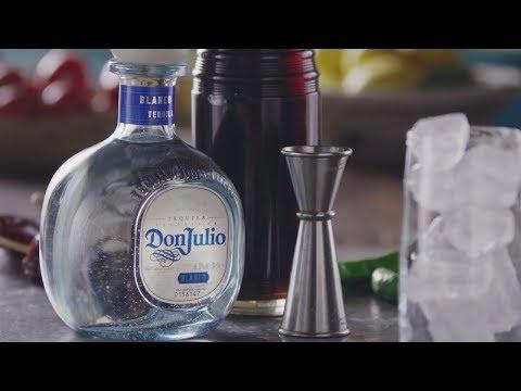 How To Make A Don Julio Blanco Batanga | HOW TO