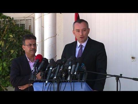 UN envoy urges Palestinian unity, end to Israel blockade