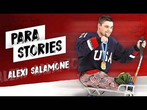 PARA Stories: Alexi Salomone [CZ/ENG Sub]
