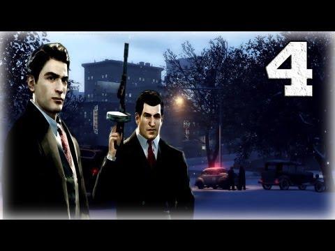 Смотреть прохождение игры Mafia 2. Серия 4 - Ювелирное ограбление.