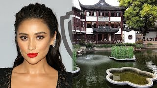 Shay Mitchell Accused of FAKING China Travel Photos & Claps Back At Critics