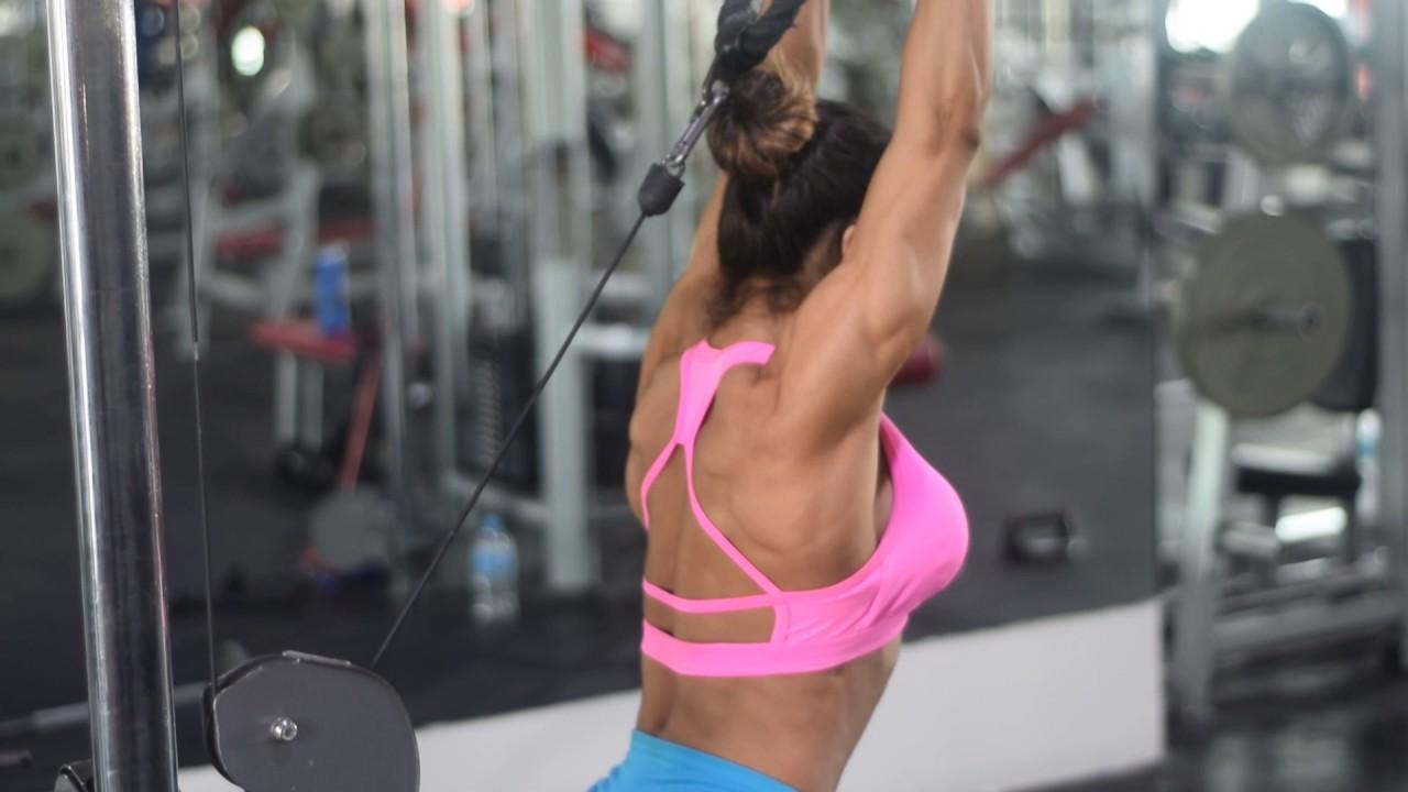 Soga extension con de triceps