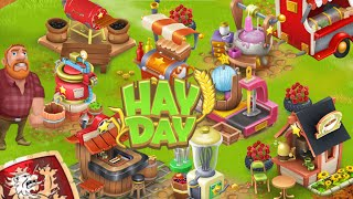Hay Day - The Farm Machines