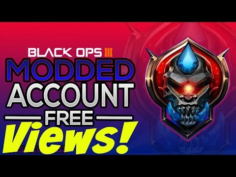 FREE Black Ops 3 MODDED ACCOUNTS - BO3 Free Mods Download - Bo3 Modded Account Views