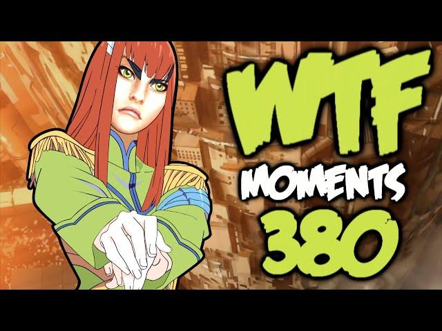 Dota 2 WTF Moments 380