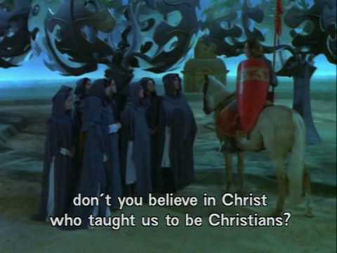 Eric Rohmer's _Perceval Le Gallois_ Fisher King And Grail Plot 2/2