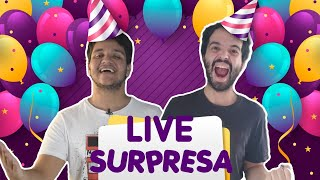 🎊🎉LIVE SURPRESA: 1 Ano do Episódio Piloto!!! 🎉🎊