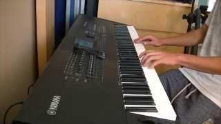 Ginpatsu no Lullaby (Piano Cover) - By Ciq