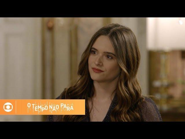 O Tempo Não Para: capítulo 71 da novela, sábado, 20 de outubro, na Globo