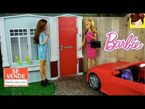Barbie Titi Compra Nueva Casa de Muñecas  Habitacion de Barbie  Muebles para muñecas
