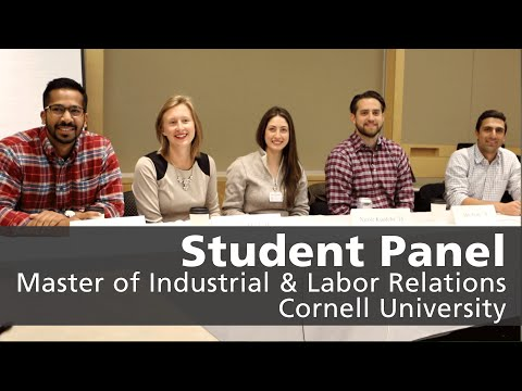MILR Student Experience Panel