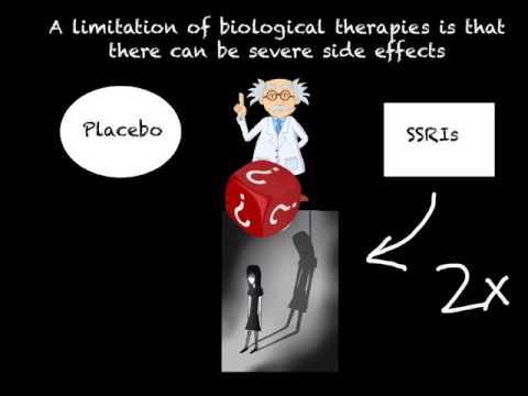 Biological treatments for depression