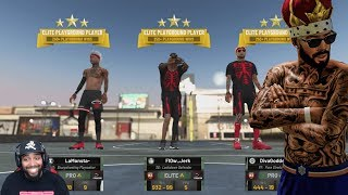 NBA 2K19 2HYPE INFLUENCER QUALIFIER - FIRST GAME VS TEAM LAMONSTA