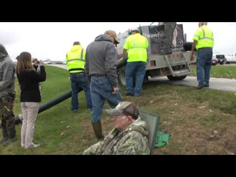 Iowa DNR Lake Patoka Rainbow Trout Release City Of Bondurant Iowa Fishing