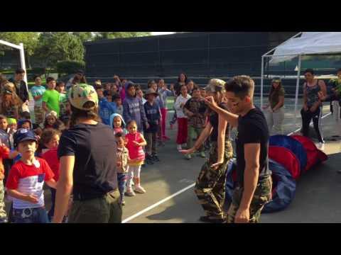 Club Casablanca Lomas Verdes - Curso de Verano Activación Shake It Off