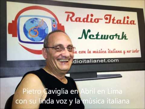 PIETRO CAVIGLIA canta SWAY