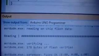 how to program arduino using atmel studio 7