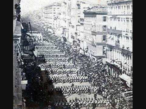 Lincoln S Funeral March Youtube