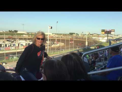 Jake Bridge BR Late Model Heat 8-4-17 I-80 Speedway