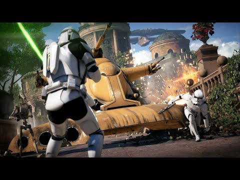 LEGO Star Wars Battlefront 2 - All Clone and Droid Classes ( +Reinforcements)