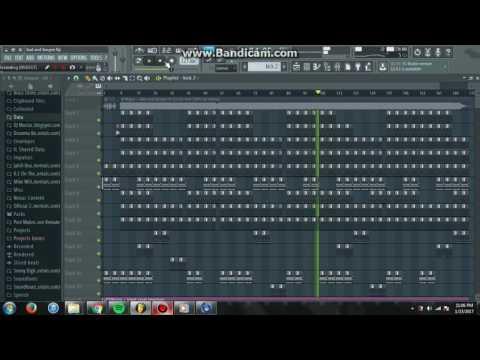 Migos - Bad And Boujee feat. Lil Uzi Vert Instrumental Remake (FLP)