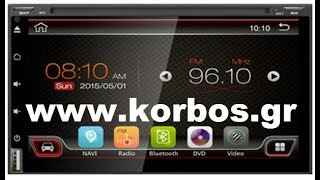 NISSAN-ANDROID MULTIMEDIA IQ-AN6690GPS (DVD) www.korbos.gr