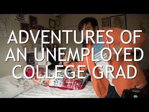 Vlog 1: Adventures of an Unemployed College Grad