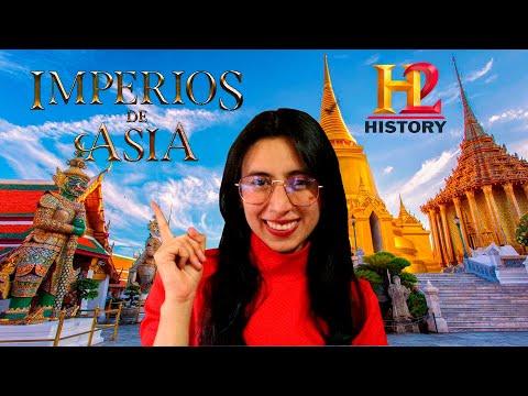 ???? IMPERIOS DE ASIA que cambiaron la historia / nueva miniserie HISTORY 2