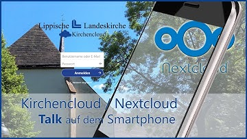 Nextcloud App Talk für Android