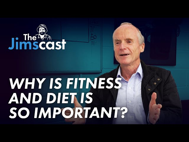 #JIMSCAST Jim Penman and Joel Kleber on Fitness, Diet, Cold Showers and Slow Walkers? Podcast