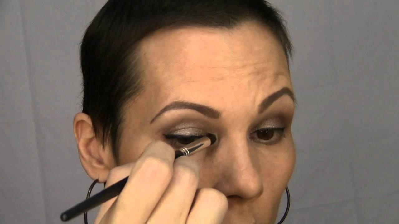 Monica Bellucci Inspired Makeup Tutorial Youtube