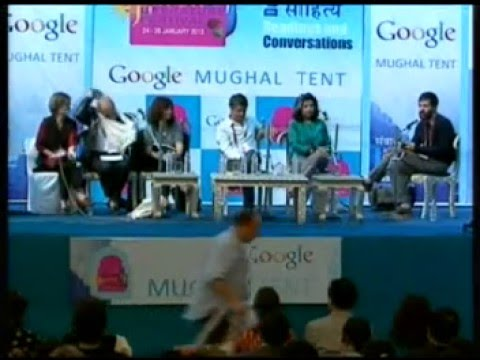 #JLF 2013: Maps of Love and Hate- Nationalism and Arab Literature
