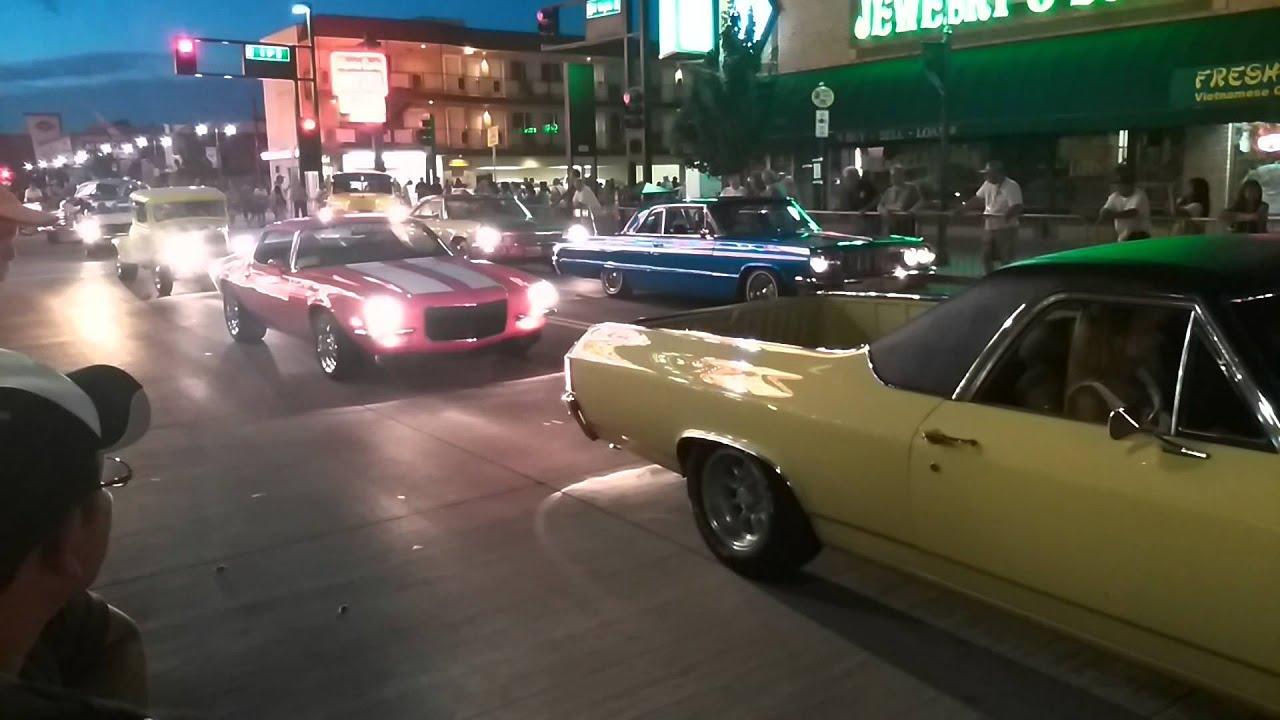 Desfile De Carros Em Reno Nv